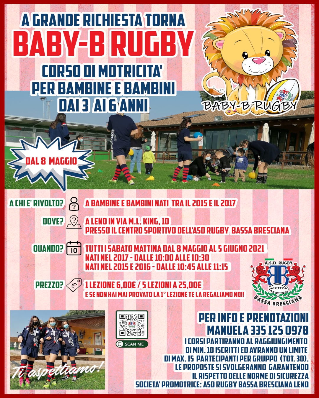 BABY-B RUGBY